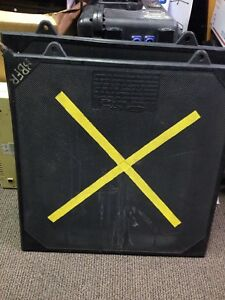 Paratech Maxiforce Air Lifting Bag Public Safety Rescue Lift Airbag K 32 Kpi 32