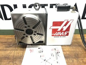 6 Month Warranty Haas Hrt210sp Hrt210 Sigma 1 4th Axis Rotary Indexer Brushless