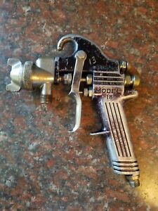 Binks Model 18 Paint Spray Gun