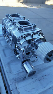Weiand 871 Bbc Blower Supercharger Kit With Race Series Demon Blower Carbs
