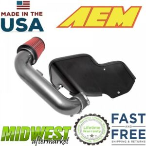 Aem Performance Washable Cold Air Intake Fits 2018 Ford Mustang Gt 5 0l V8