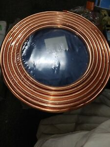 Mueller Streamline Coil Copper Refrigeration Tube 5 8 X 0 032 X 50 D 10050