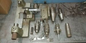 Tobin Arp Sunnen Vgs Valve Seat Carbide Cutters With Setting Fixture