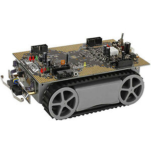 Global Specialties Rp6v2 C programmable Robotic Vehicle