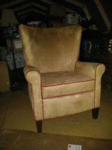 Wingback Chair Pair