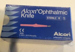 Alcon Ophthalmic 15degree Ref 8065921502 Exp 2021 12 31 6pcs