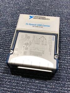 National Instruments Ni 9237 4 Ch Bridge Analog Input With Usb 9162 Carrier