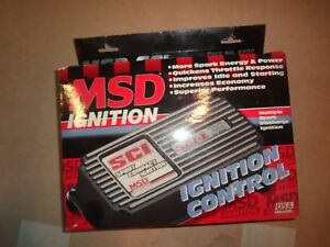 Msd Sport Compact Ignition 6300 Sci l