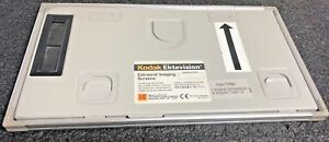 Kodak Ektavision Flat Dental Panoramic X ray Film Casette W Screens 15x30cm