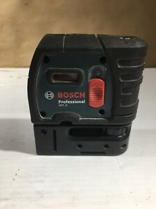 Bosch Professional Gpl 5 Self Leveling 5 Point Beam Laser Level