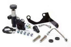 Adjustable Proportioning Valve Kit W Ss Lines For Wilwood Master Cylinders