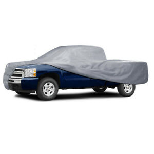 Multi layer Polypropylene Pickup Truck Cover Dust Proof Uv Waterproof 264
