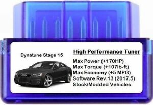 Performance Stage 15 Power Tuner Chip Add 170 Hp 5 Mpg Honda