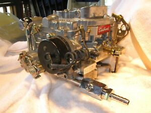 Edelbrock Fuel Line 1 3 8 Chevy Gm Others For Performer Thunder Carbs