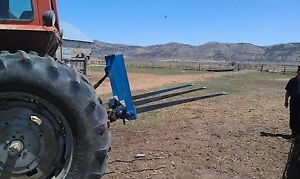 Hay Fork Three Point Hitch