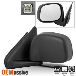 Fits 2002 2008 Dodge Ram 1500 2003 09 2500 3500 Driver Side Power Heated Mirror