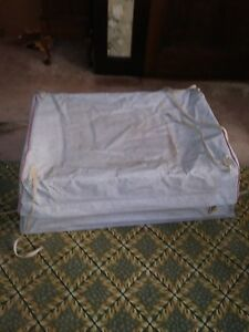 Amc Nash Rambler Station Wagon Roof Top Cargo Carrier Nos Rare Accessory