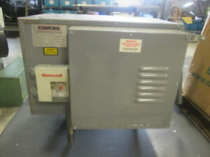 Coates Booster Model Ls2230di 30 Kw Series L 240 Volt 3ph 125psi Water Heater