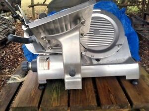 Hobart 2612 Meat Cheese Slicer Heavy Duty Commercial
