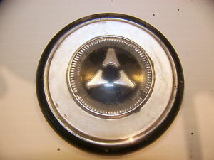 1968 Dodge Truck Power Wagon Steering Wheel Horn Button Oem