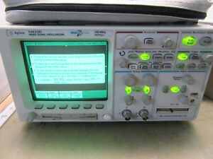 Agilent Not Working