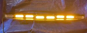 Whelen I35lr8l Lin6 Inner Edge Super Led Lightbar Dodge Charger 2011 2019 Csp