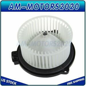 Ac Cage Heater Blower Motor With W Fan For Acura Mdx Honda Odyssey Accord Pilot