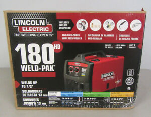 Lincoln Electric 180hd Wire Feed Weld pak K2515 1
