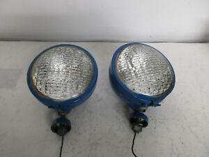 Ford 600 800 2000 3000 4000 Tractor Original 12v Headlights