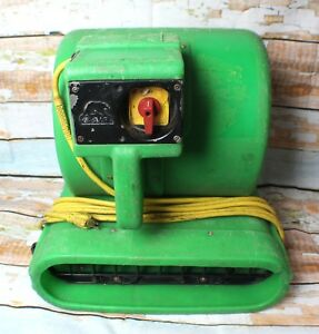 B air Heaters Gp 1 Grizzly Power Commercial Air Mover Water Damage Restoration
