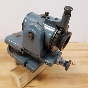 Doall Tool Grinder 1 Radius Grinding Attachment Used