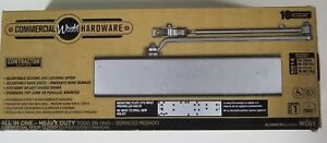 Heavy Duty Commercial Grade Door Closer Aluminum Wc61 New Wright Products