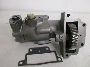 Ford 2000 3000 26 3600 3cyl Tractor Original Hydraulic Pump Core Included