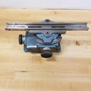 Unknown unbranded Xy Grinding Attachment Used