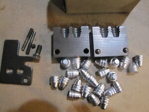 45 185 BB SWC RCBS Double Cavity 45acp Bullet Mold Lead Bullet Casting Mould