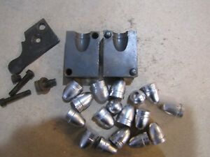 Ideal 452374 Single Cavity Square Groove Bullet Mold Lead Bullet Casting Mould