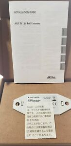 Axis Communications 5025 281 T8129 Poe Ethernet Extender New