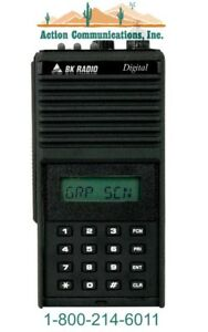 New Bendix King Dphx5102x P25 Vhf 136 174 Mhz 5 Watt 400 Ch Two Way Radio