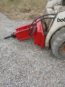 Toyota Hydraulic Hammer Attachment For Skid Steer Breaker Can Ship