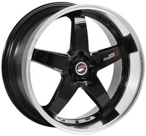 Alloy Wheels X 4 18 Lenso D1r Black For Land Range Rover Sport Discovery 5x120