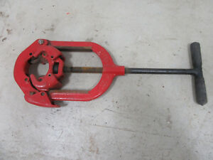 Reed H4 Hinged Pipe Cutter For 2 To 4 Pipe Super Nice Shape