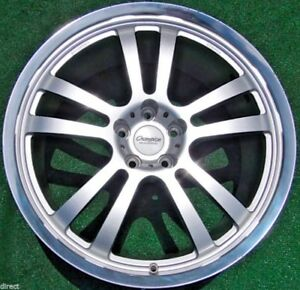 Set 4 Forged Lightweight Champion Motorsport Rs147 20 Inch Stasis Wheels Audi A6