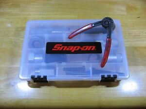 Snap On A C Compressor Shaft Seal Tool Kit Chevelle Camaro Corvette Cutlass
