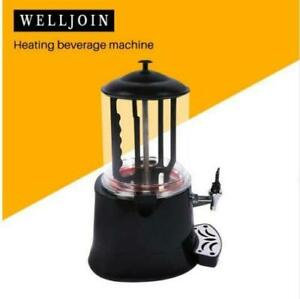 10l Multifunctional Hot Drinking Machine Commercial Chocolate Machine Heating