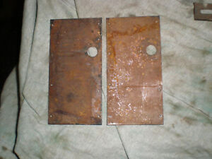 1933 Chevy Floor Braces Hot Rod Rat Mercury Flathead 32 Hemi Stovebolt