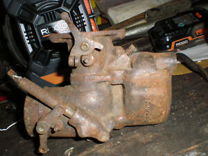 Zenith Carburetor Ford Model A T Hot Rod Rat Banger Gasser 32 34