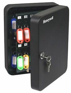 Honeywell 48 key Security Box With Tags And Rings