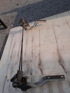 64 65 66 Ford Thunderbird Trunk Hinges 4 Piece