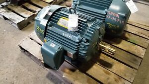 50 Hp Baldor reliance Electric Motor 1800 Rpm Tefc 324t 326t Frame 460 V New