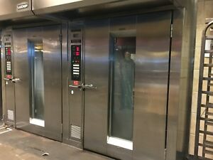Lucks Commercial Double Rack Ovens Great Working Condition